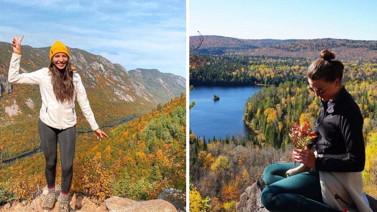 11 hikes à moins de 3h de Québec à mettre sans faute sur ta « bucket list » de l'automne