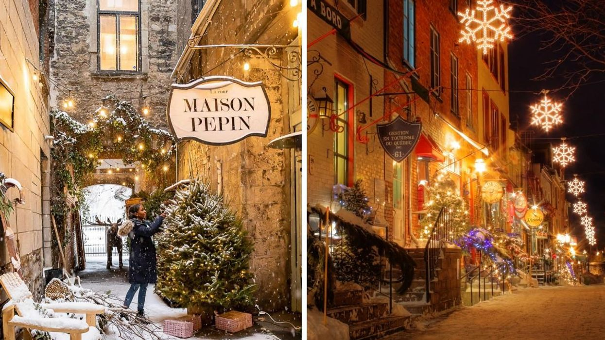 11 Super Christmassy Places In Canada That Everyone Should Visit At Least Once