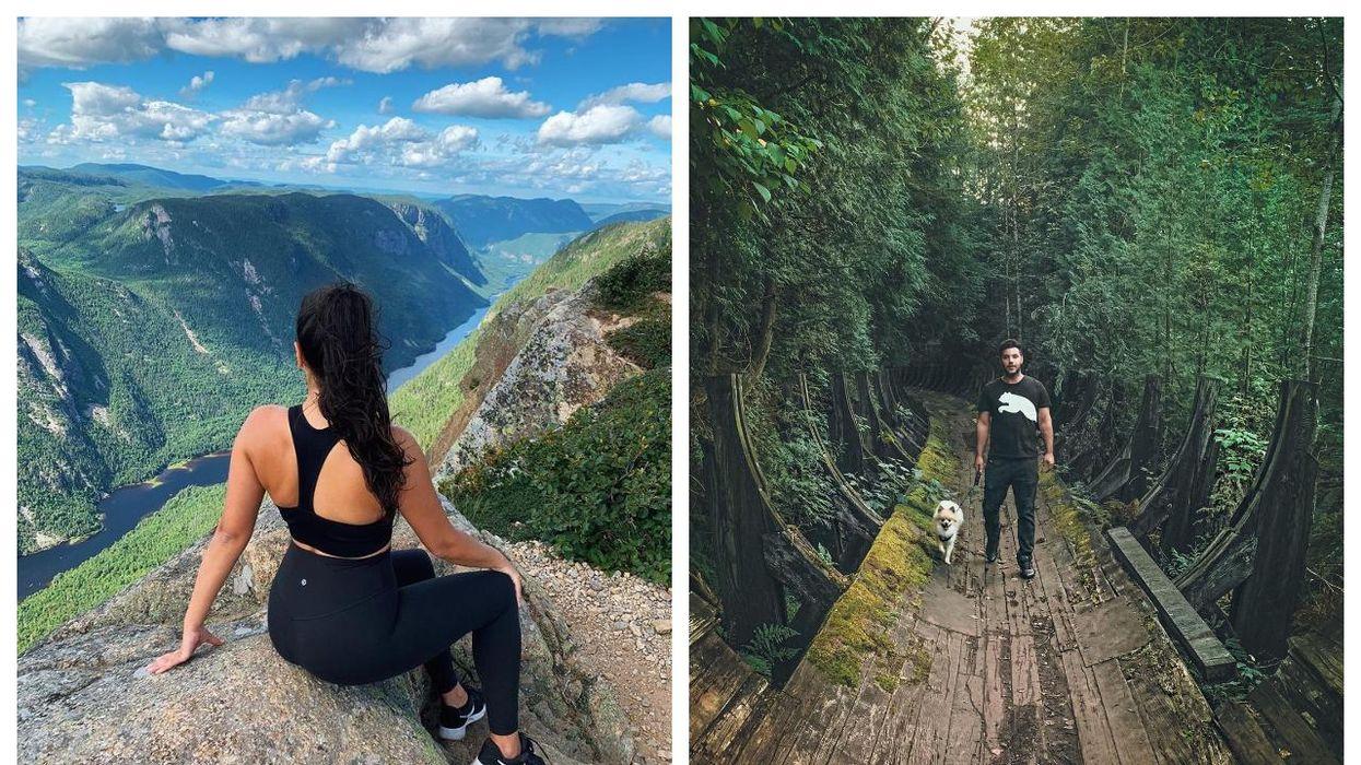 12 randonnées et hikes au Québec à faire pour l'été 2021