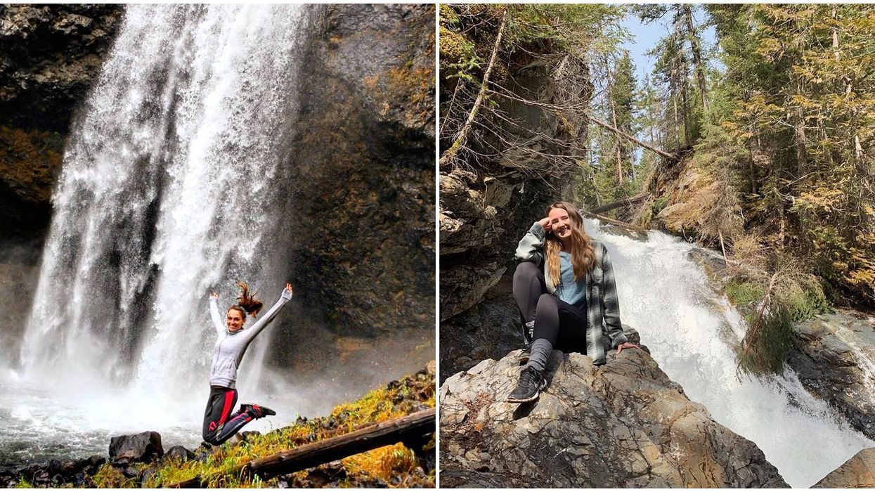 16 Waterfalls In BC That Are Worth Finding On A Fall Road Trip