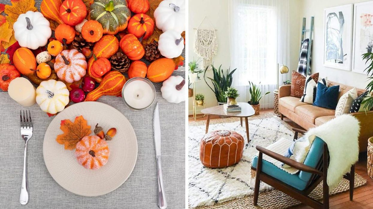 17 Fall Home Decor Item You Can Buy In Canada To Make Your Space Extra Cozy This Season