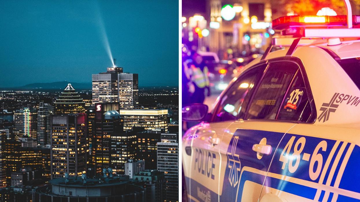 21e homicide de l'année à Montréal : Un homme de 23 ans tué
