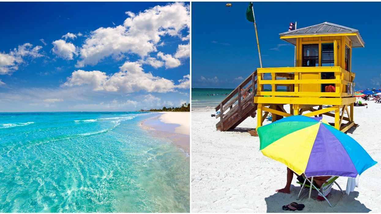 6 Best Free Florida Beaches That Don't Have A Fee