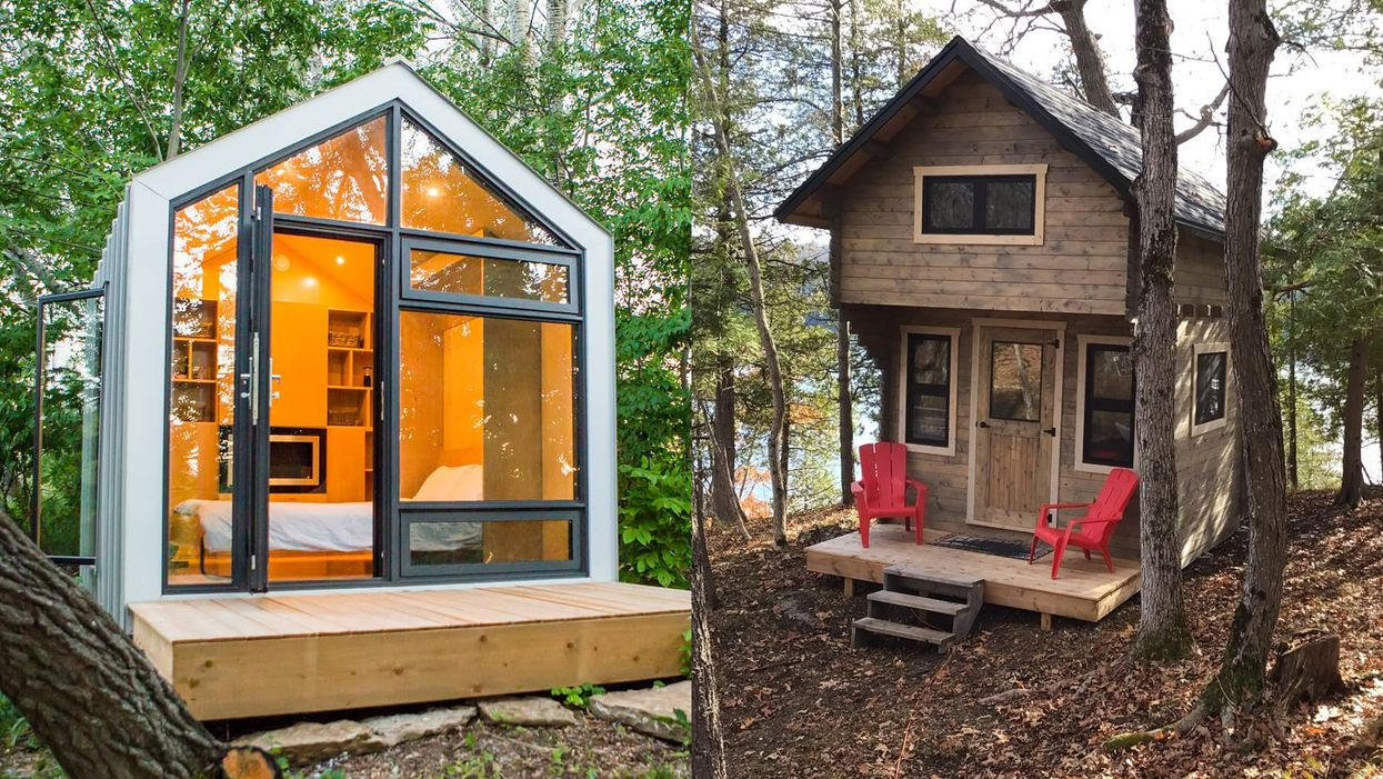 6 Tiny Houses In Ontario That Can Be Yours For Under $60,000