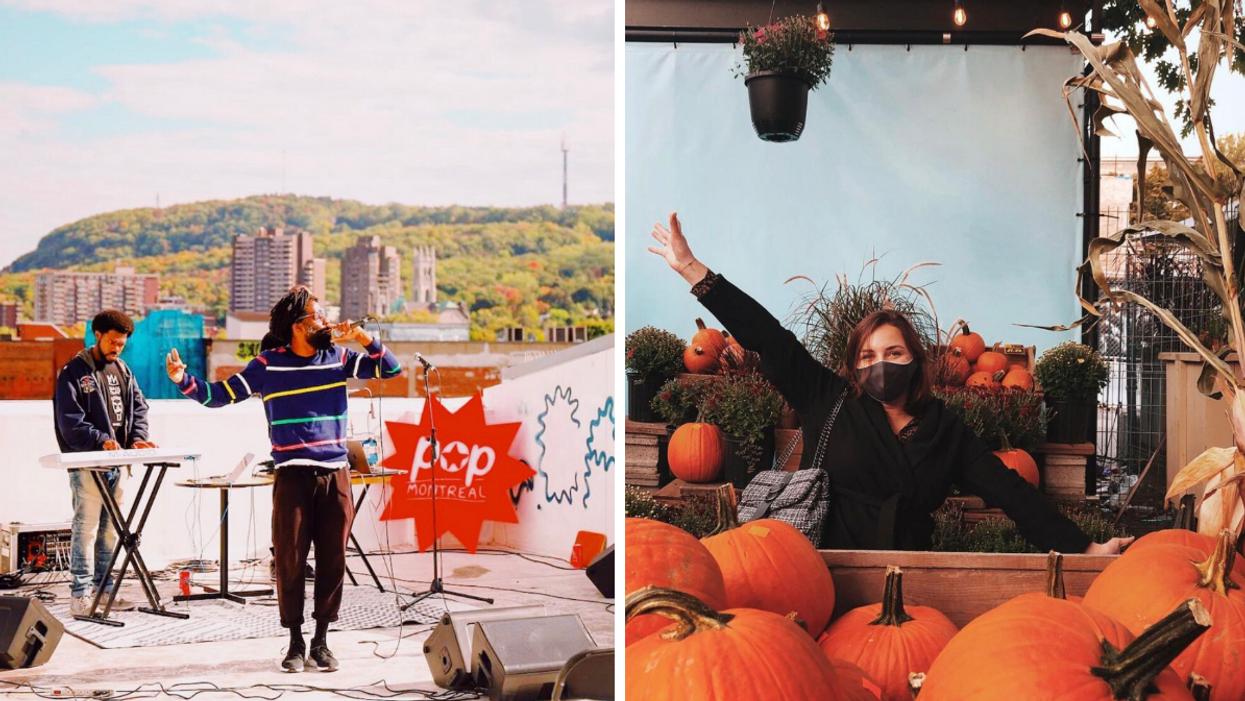 7 activités à faire à Montréal ce week-end pour plonger directement dans l'automne