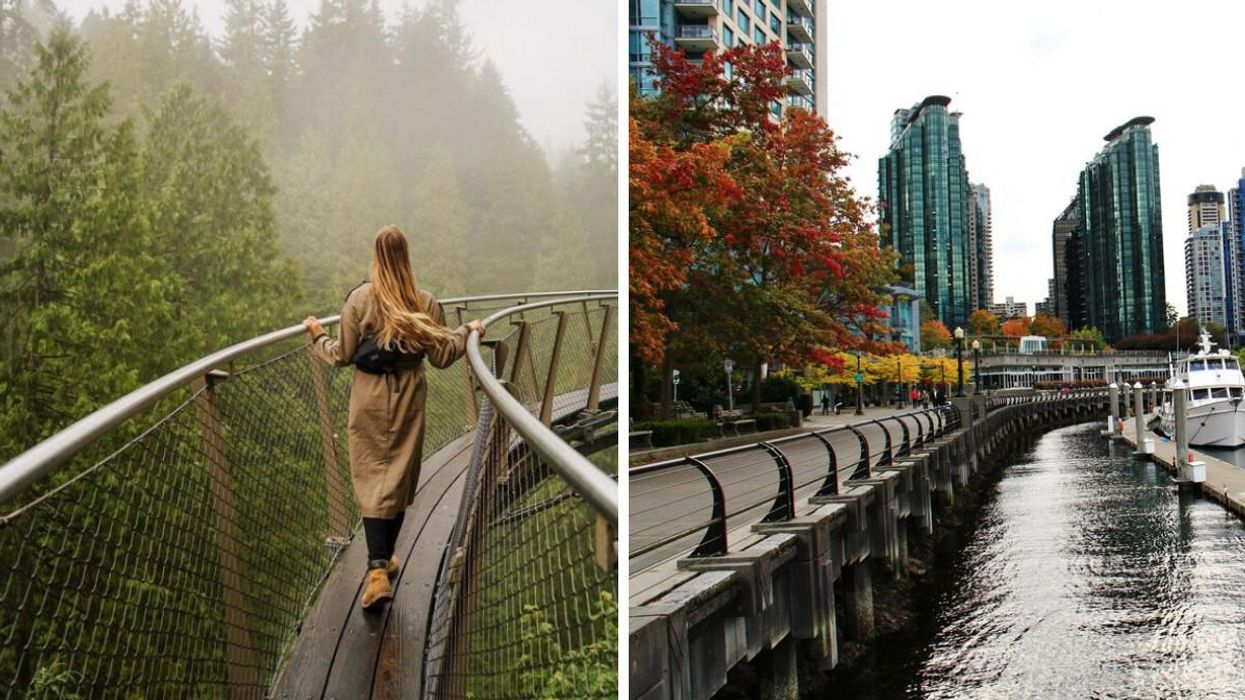 7 Free Things To Do In Vancouver This Weekend To Get Your Fall Fix