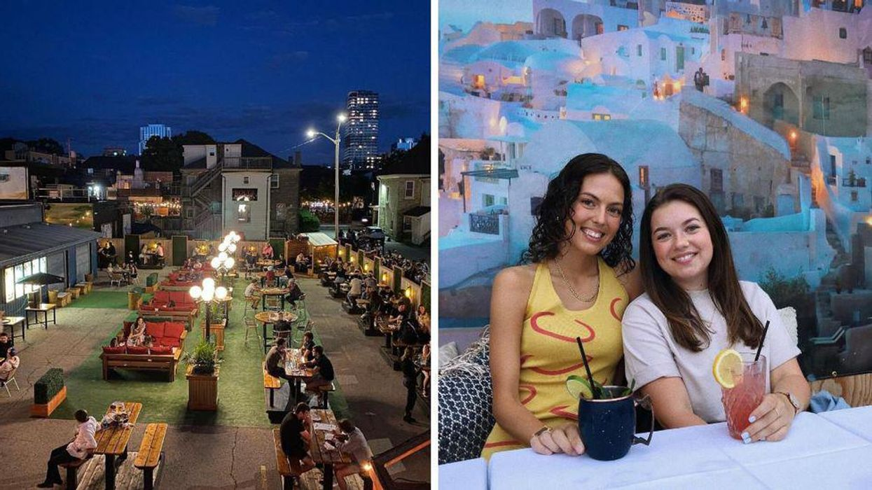 7 London Patios You Need To Check Out Before Fall Ends