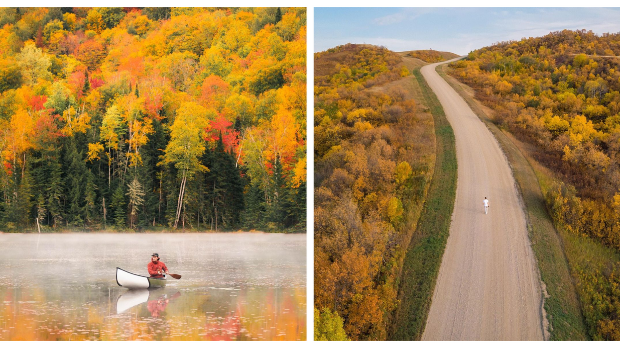7 Of The Best Hikes To See The Fall Colours In Canada