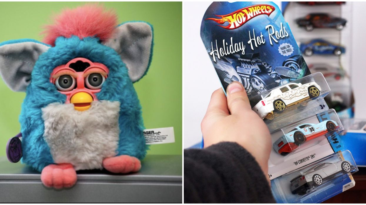 7 Rare Toys From The 90s You Can Sell For Up To $50K Today