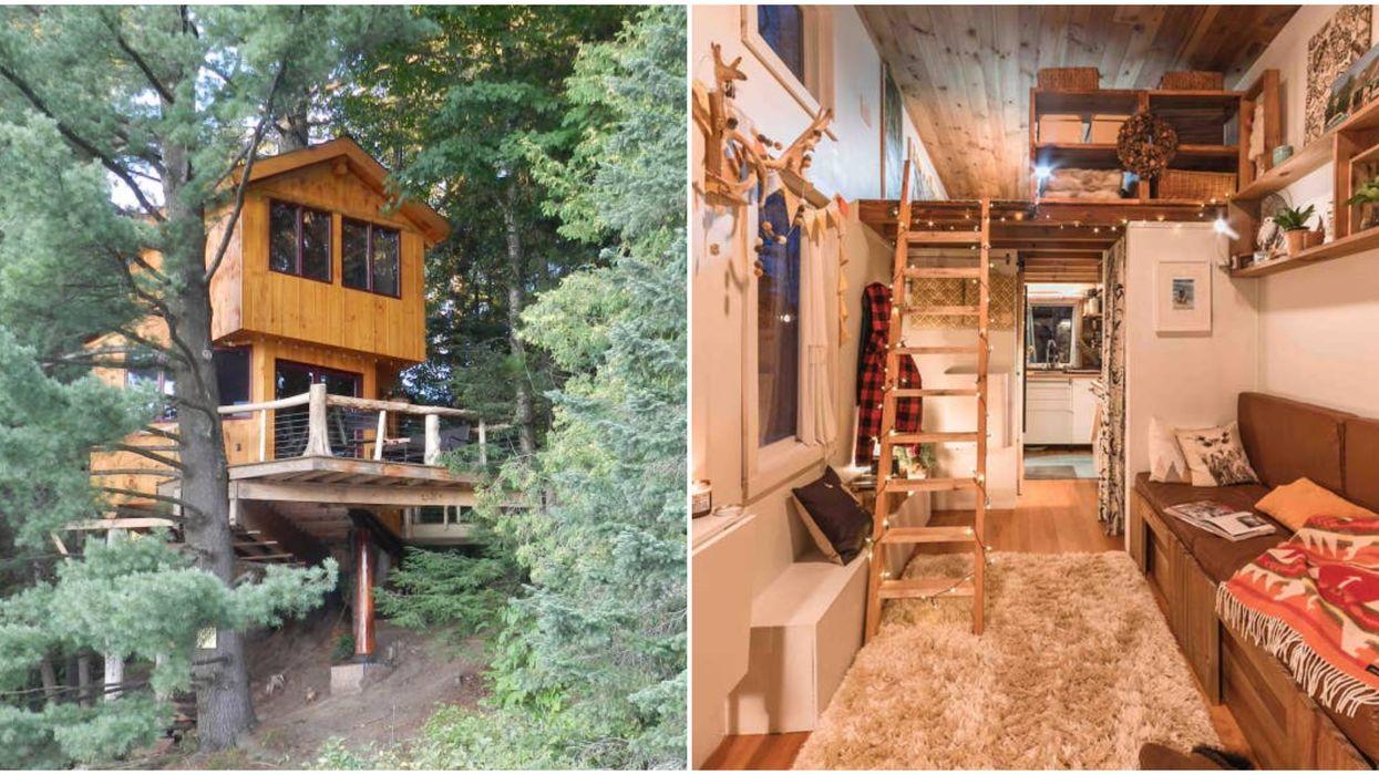 7 « Tiny » Airbnb au Québec et environs parfaits pour s'évader de la ville
