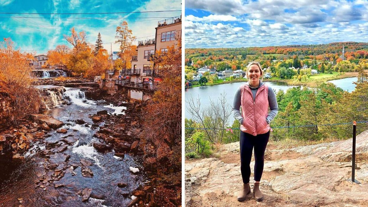 8 Adorable Small Towns Near Ottawa That You Need To To Visit This Fall