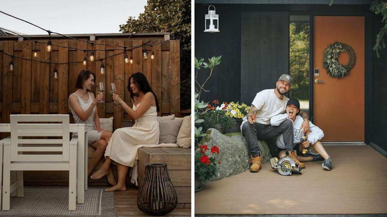 8 DIY Ideas To Transition Your Summer Patio & Home Into A Fall Paradise