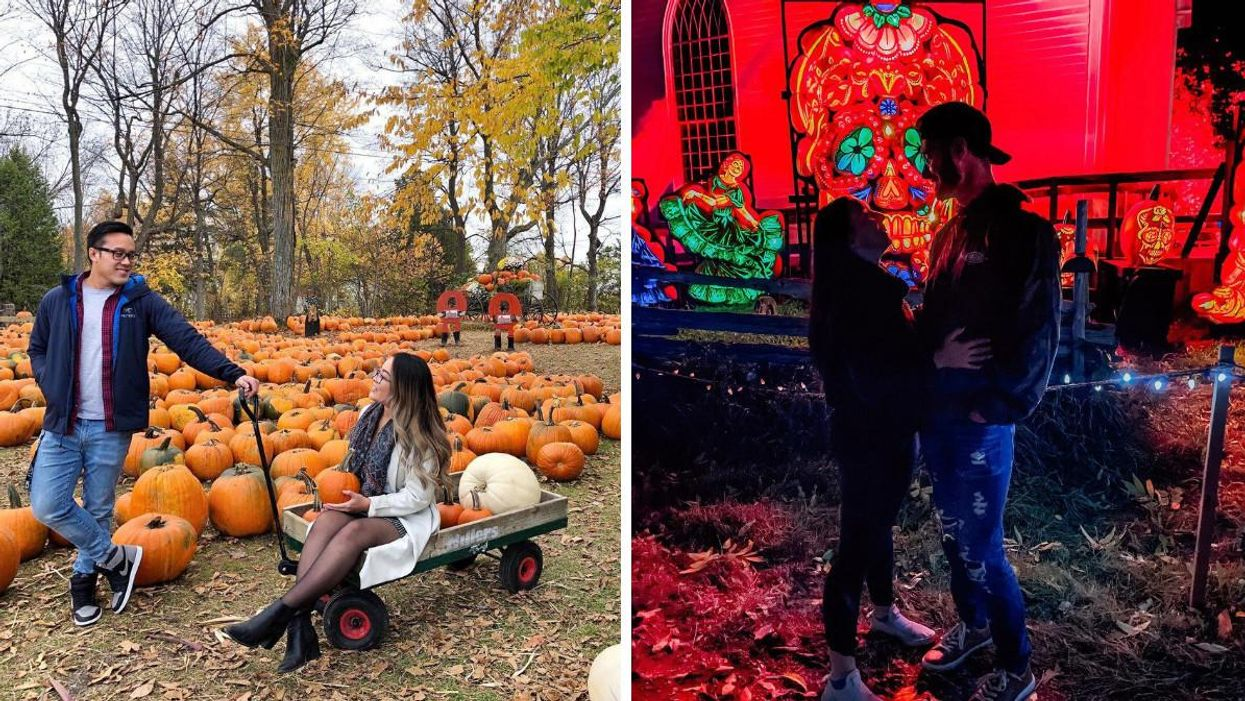 8 Ottawa Date Ideas Perfect For You & Your Boo This Halloween