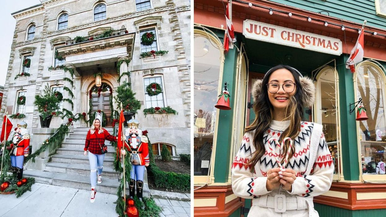 8 Small Towns In Ontario That Will Make You Feel Like You're In A Hallmark Holiday Movie
