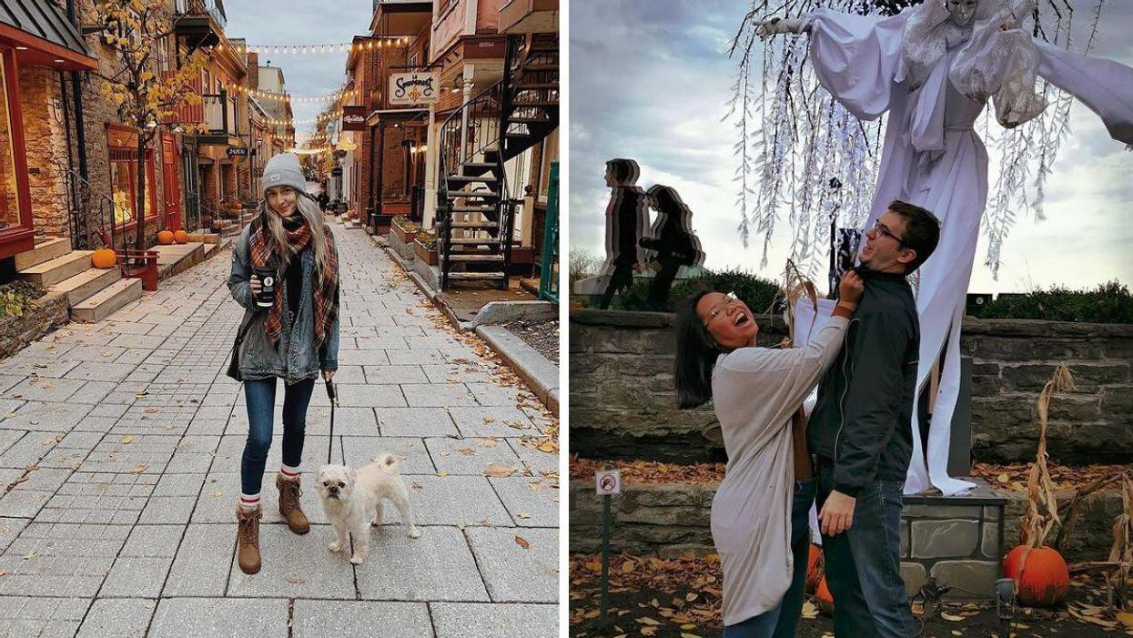 9 activités gratuites à faire à Québec pour profiter du mois d'octobre et de ses couleurs