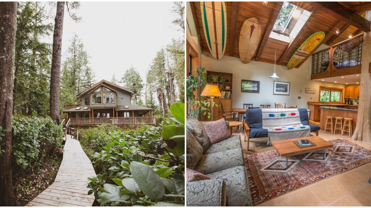 9 Cute Places To Stay In Tofino So Romantic You'll Get On The Ferry ASAP