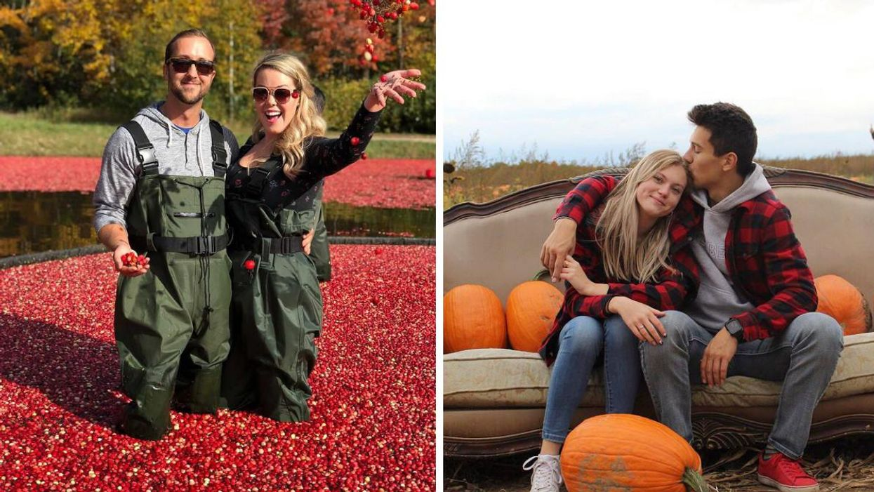 9 Fall Dates Near Toronto That Will Make You Be-Leaf In True Love