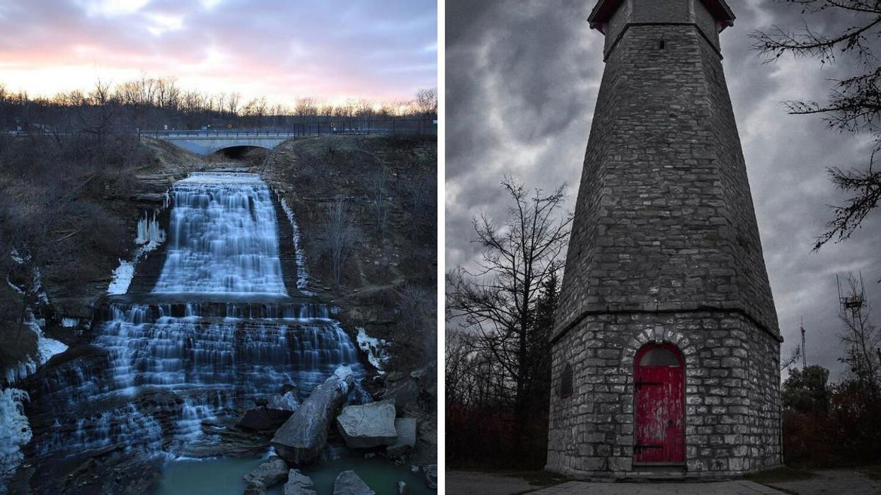 9 Haunted Places In Ontario You Can Road Trip To This Fall (If You Dare)