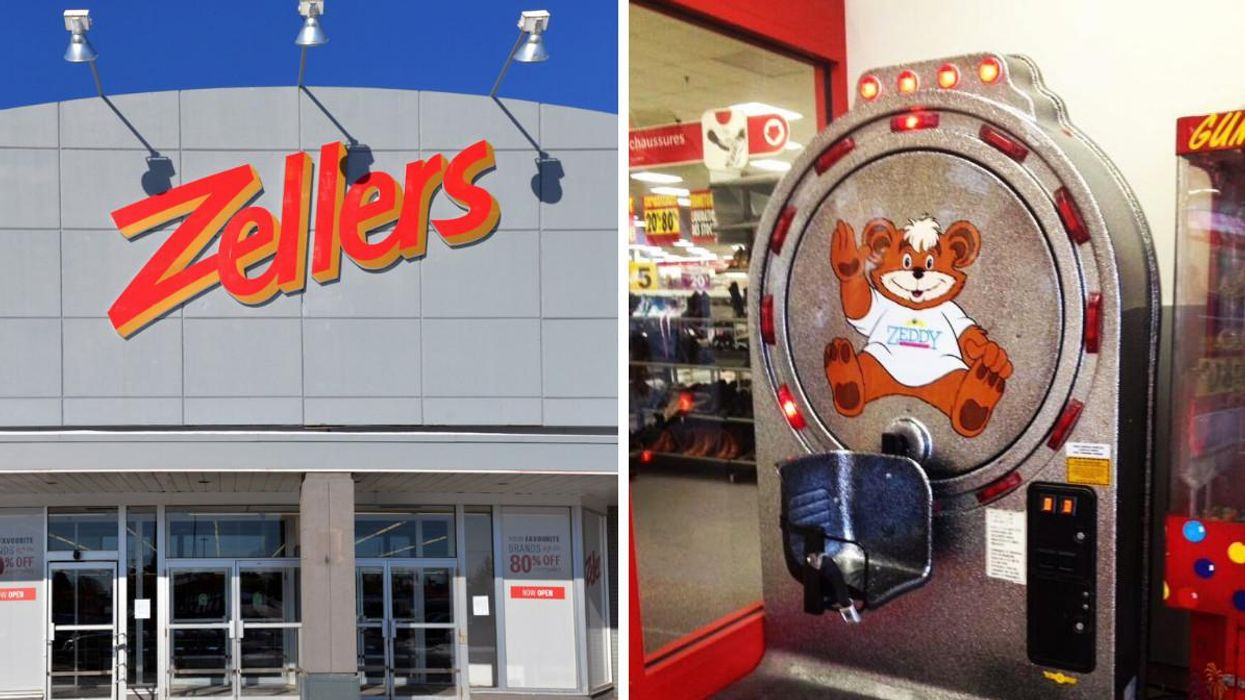 9 Iconic Zellers Features That You Probably Won't Find At Ontario's New Pop-Up Store