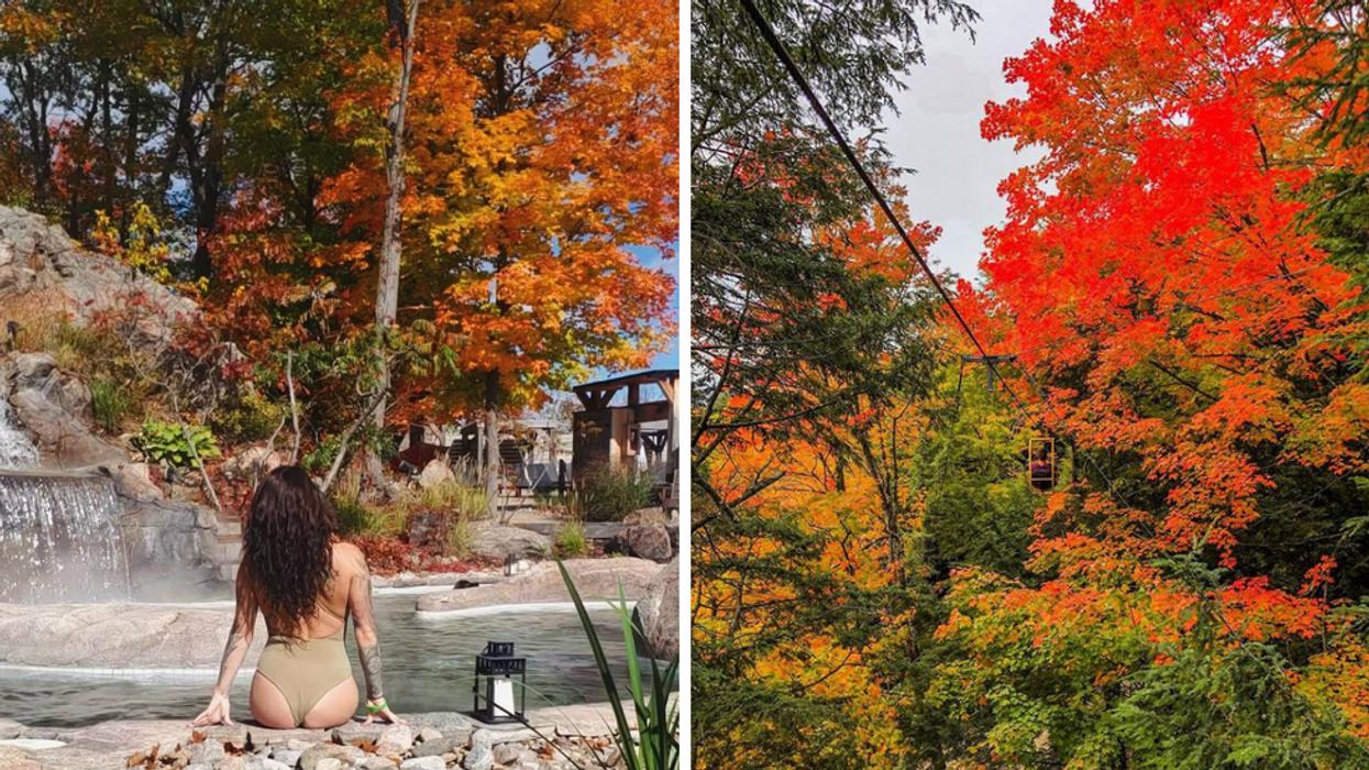 9 incontournables de l'automne à moins de 2 heures de Montréal