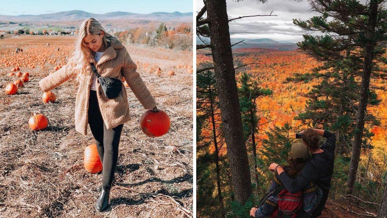 9 «road trips» à faire près de Québec cet automne pour un mini voyage spontané