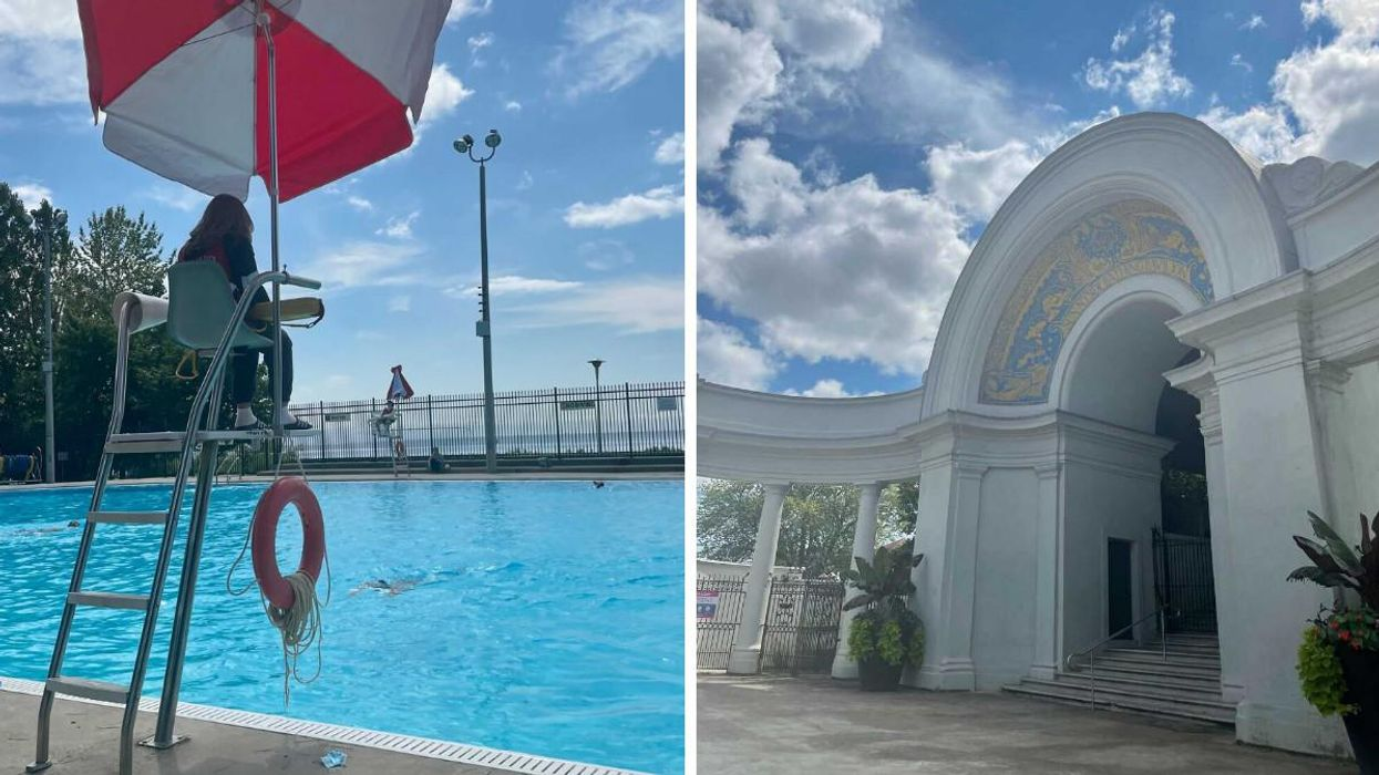9 Toronto Swimming Pools Are Staying Open Past Labour Day Weekend So Plan A Lil' Dip Trip