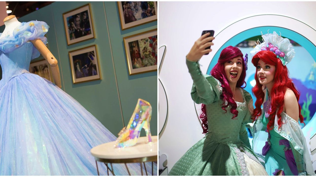A Disney Costume Exhibit Is Coming To MoPop Seattle & It's Going To Be Magical