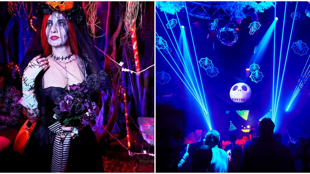 A Dungeon-Themed Club In Florida Has Major Goth Vibes