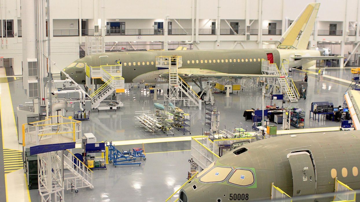 A Giant Pearson Airport Facility Is Expected To Create 3K Jobs & You Could Help Make Jets