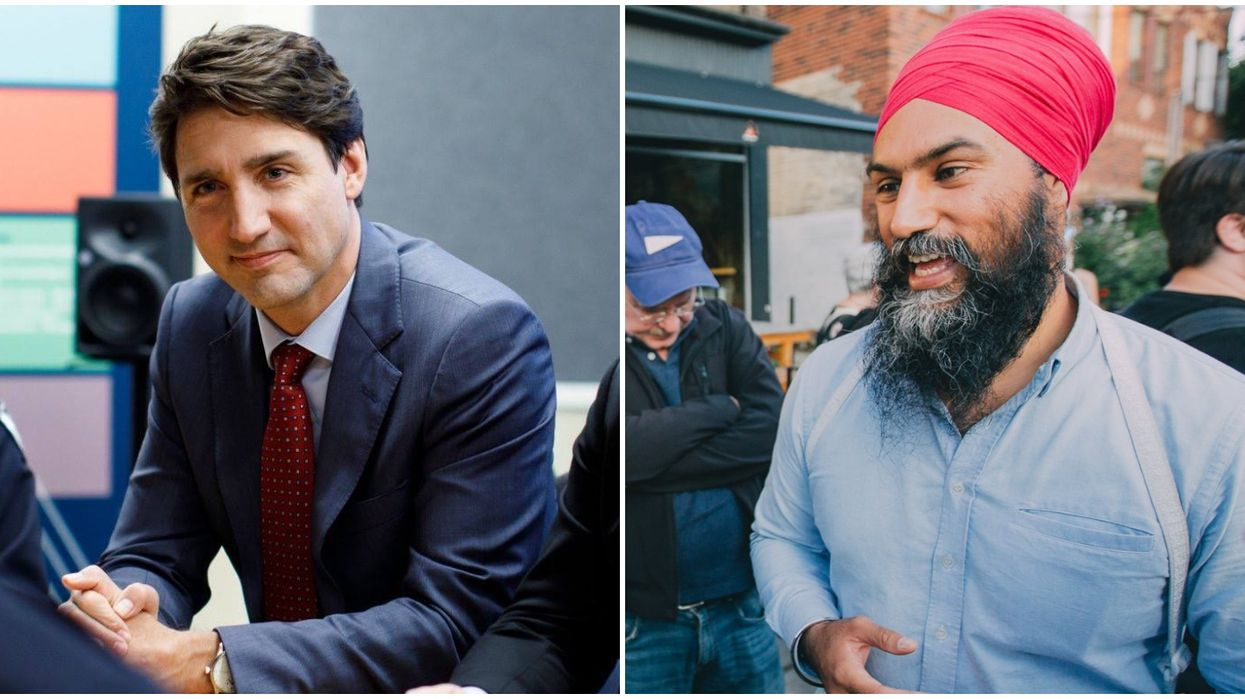 A Liberal-NDP Coalition Is Definitely Not Going To Happen According To Trudeau