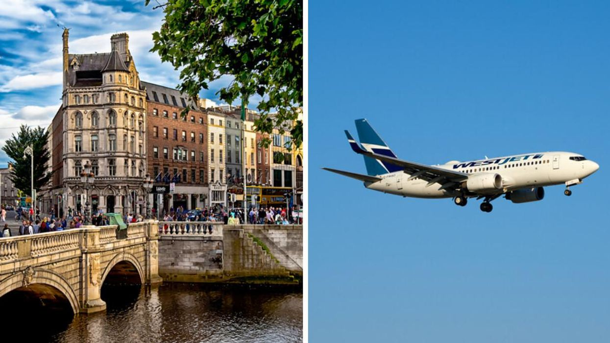 A New Flight From Toronto To Dublin Is Coming This Spring & It Will Be Super Cheap
