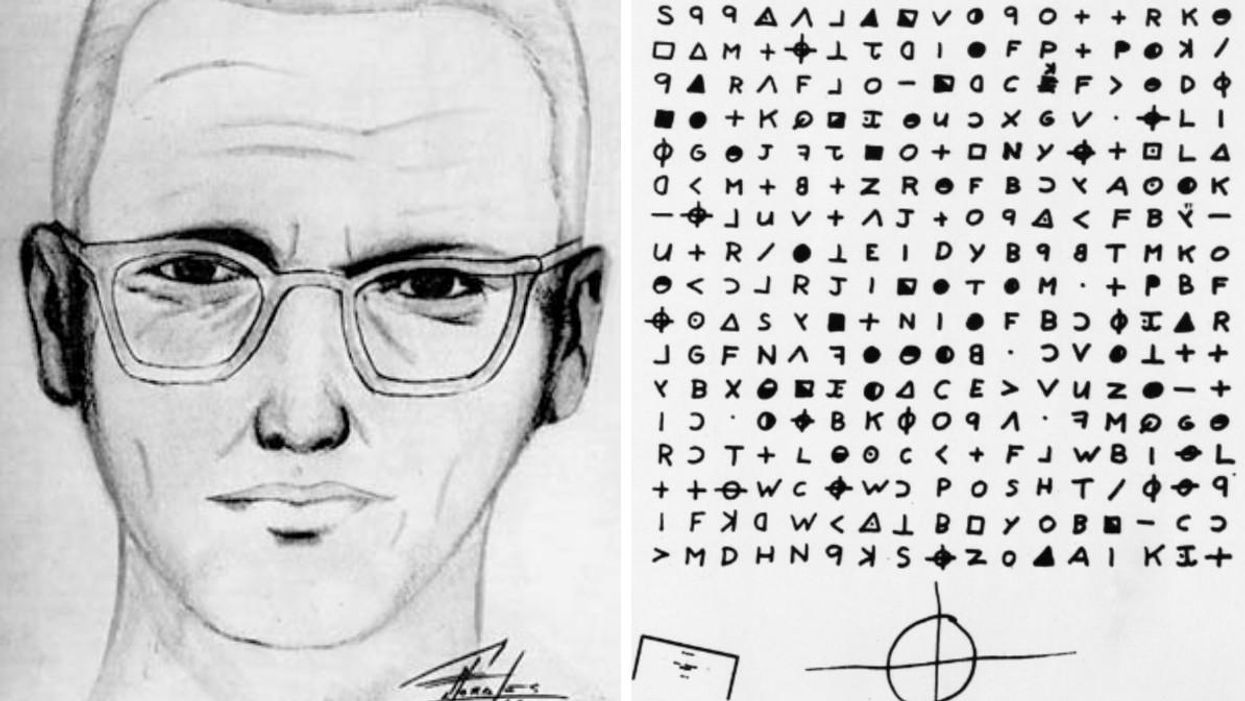 A New Zodiac Killer Theory Claims To Solve The Case But The FBI Says It's Still 'Open'