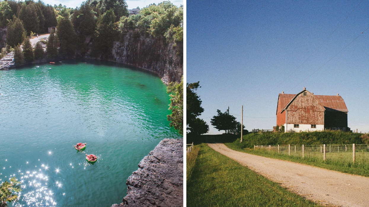 A Small Ontario Town Was Just Named Of The Best In Canada & These Charming Photos Show Why