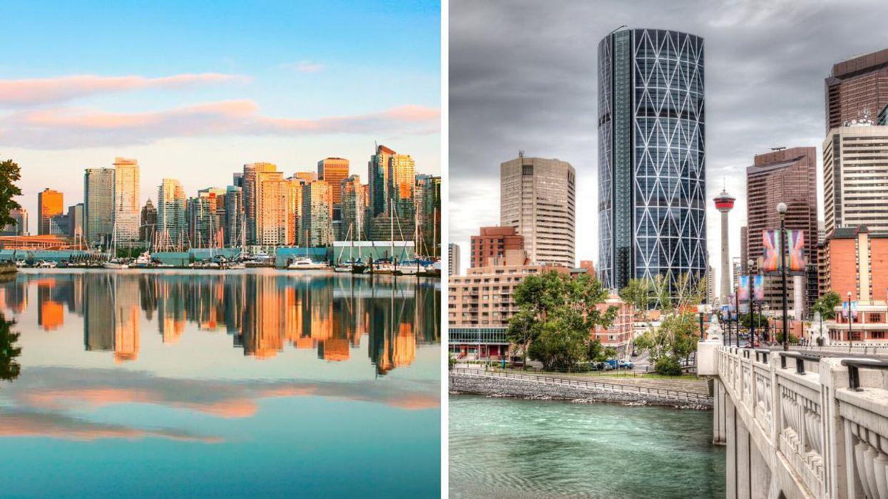 A Trio Of Canadian Cities Out West Were Just Named Among The World's Best