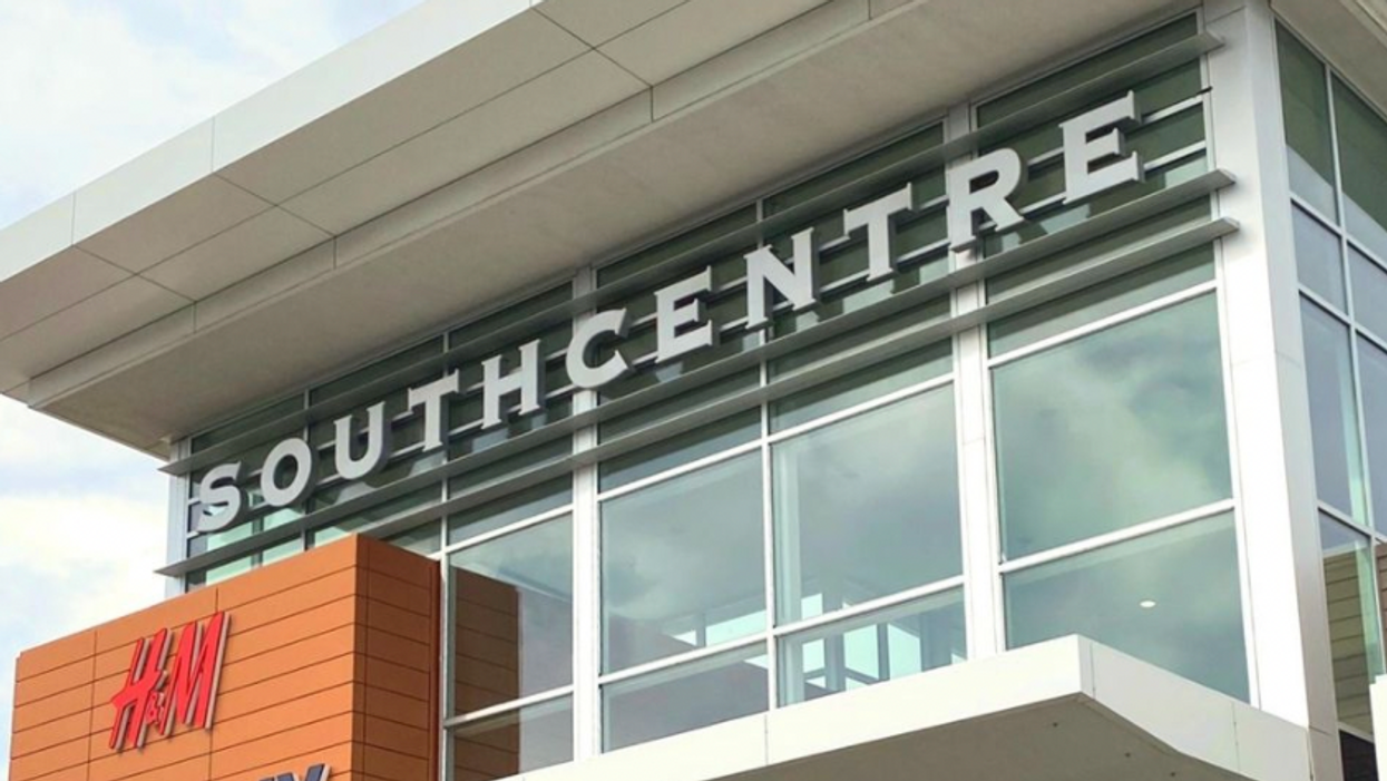 A Worker Has Died After Being Electrocuted At Calgary's Southcentre Mall