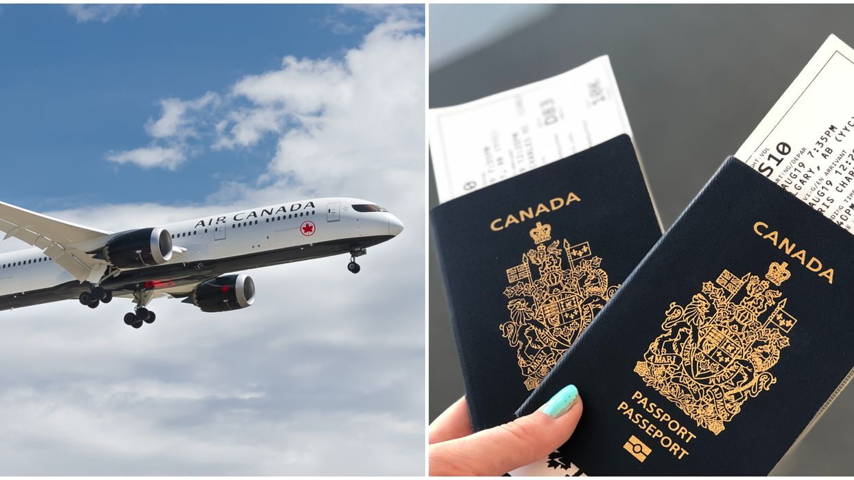 Air Canada Flight Pass Lets You Travel Coast To Coast Whenever You Want