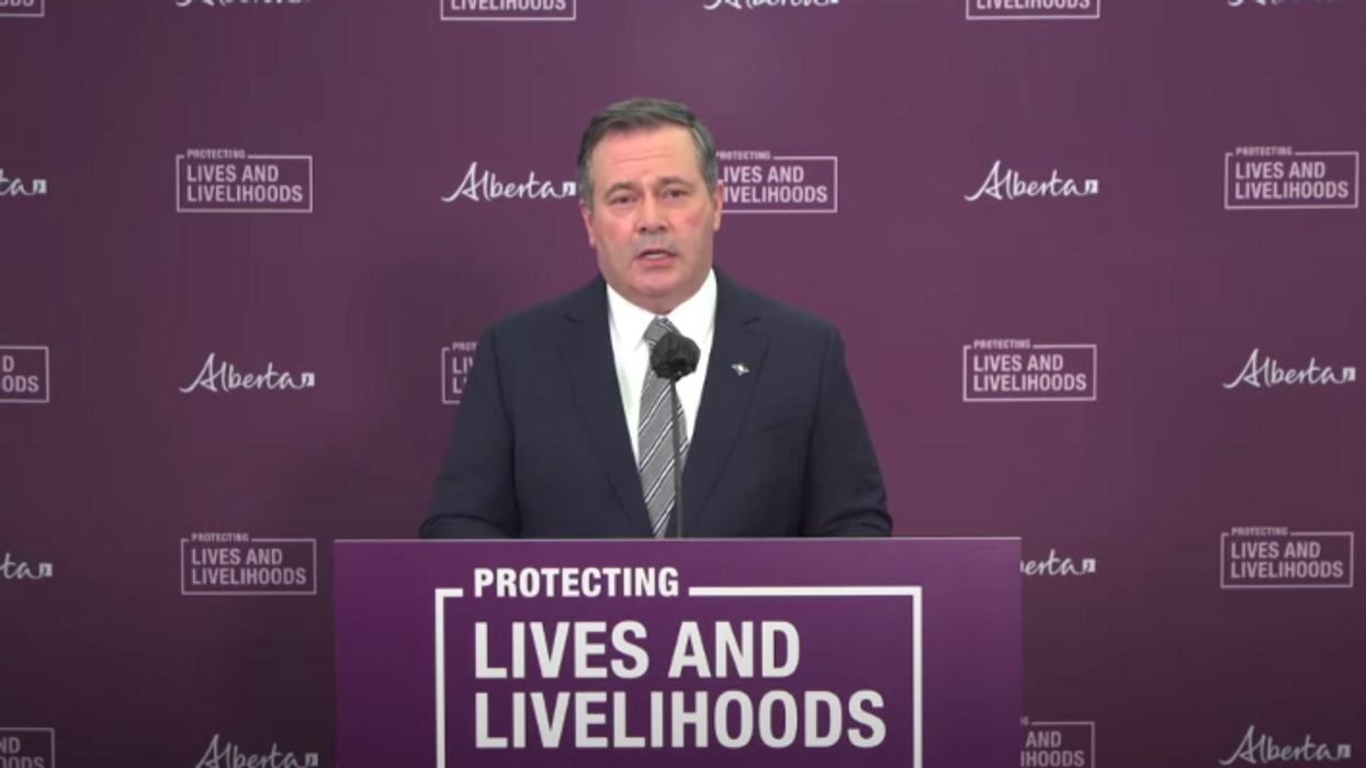 Alberta COVID-19 Update: Enhanced Restrictions Starting At Midnight