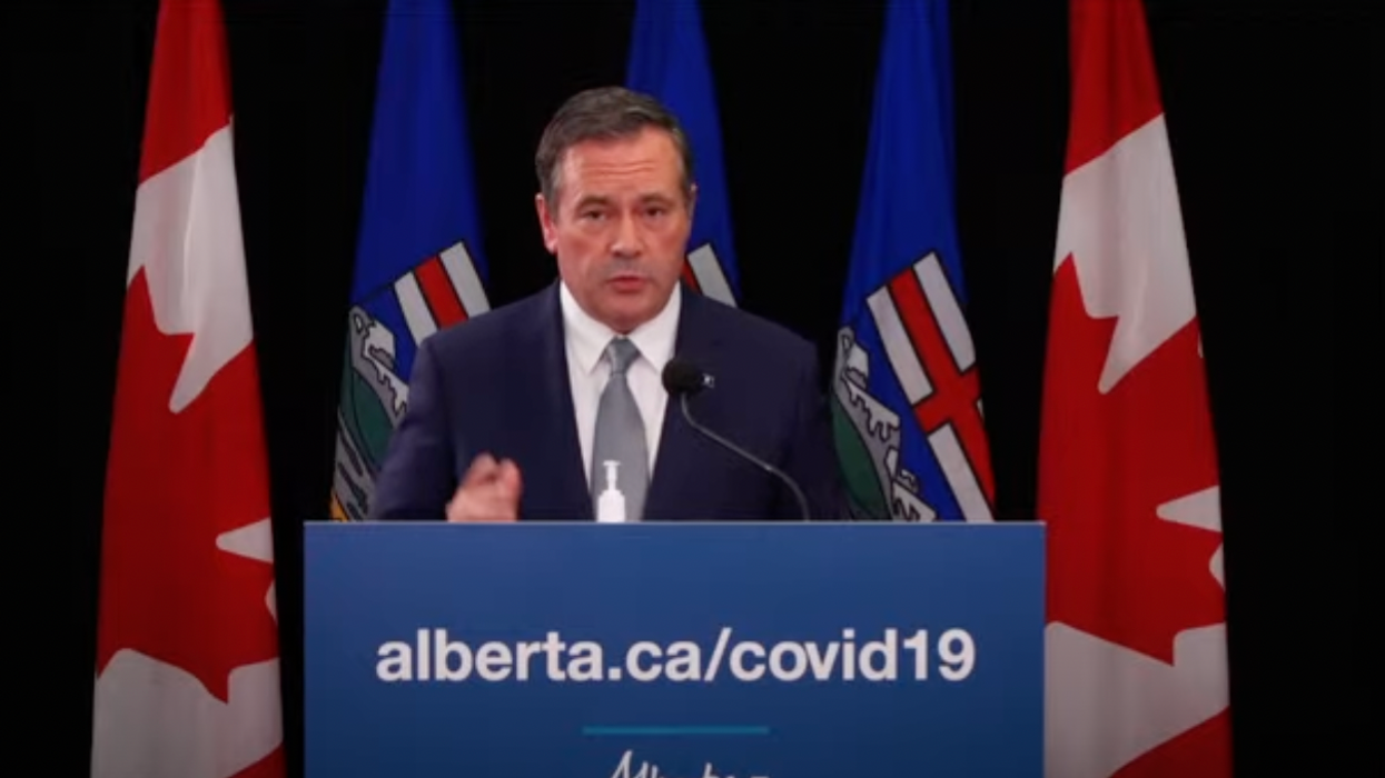 Alberta Officials Are Planning For A Potential 'Worst-Case' Scenario As COVID-19 Cases Soar