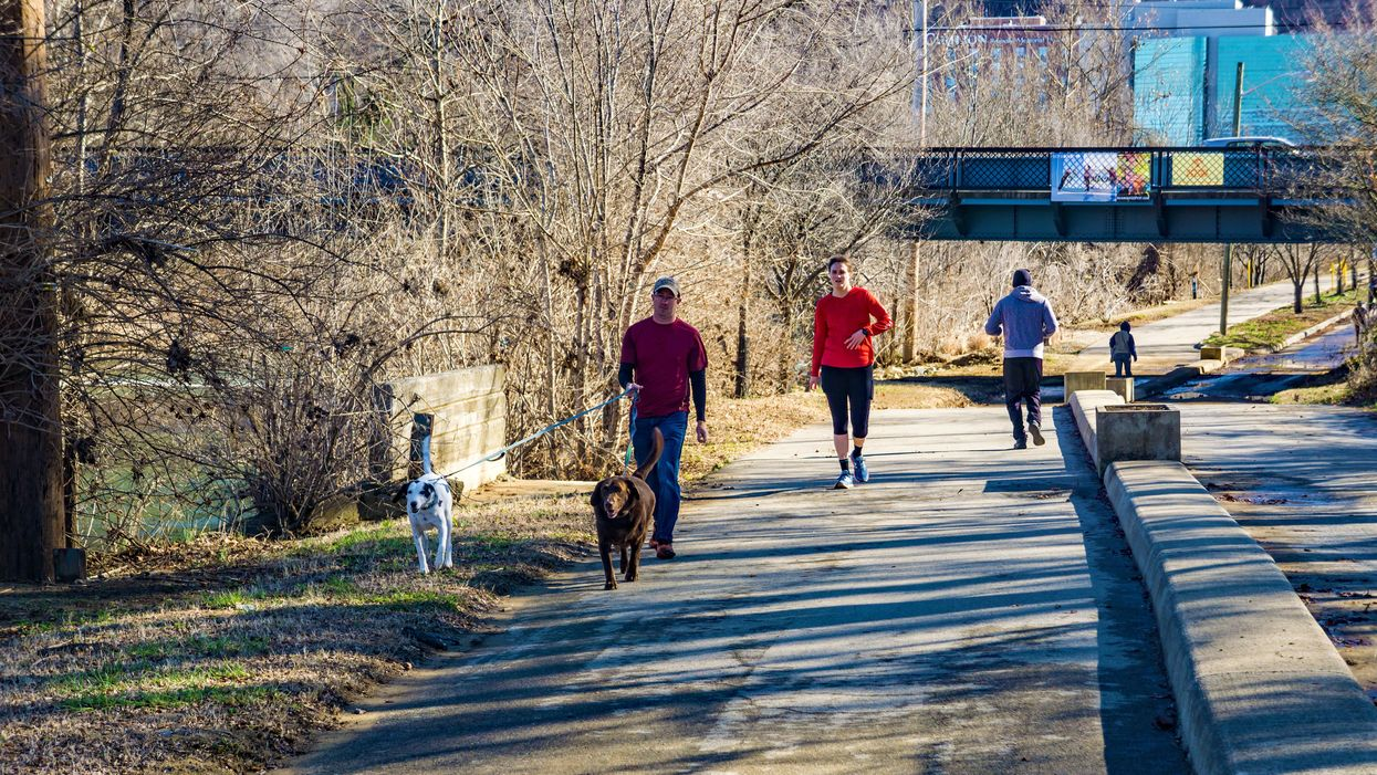 Alberta Officials Say Going For Walks With Friends Isn't A Good Idea