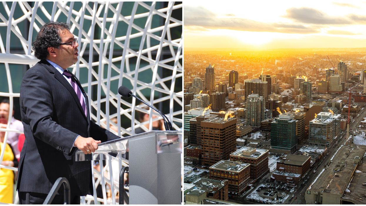 Alberta's Affordable Housing Cuts Have Got Calgary's Mayor Clapping Back Online