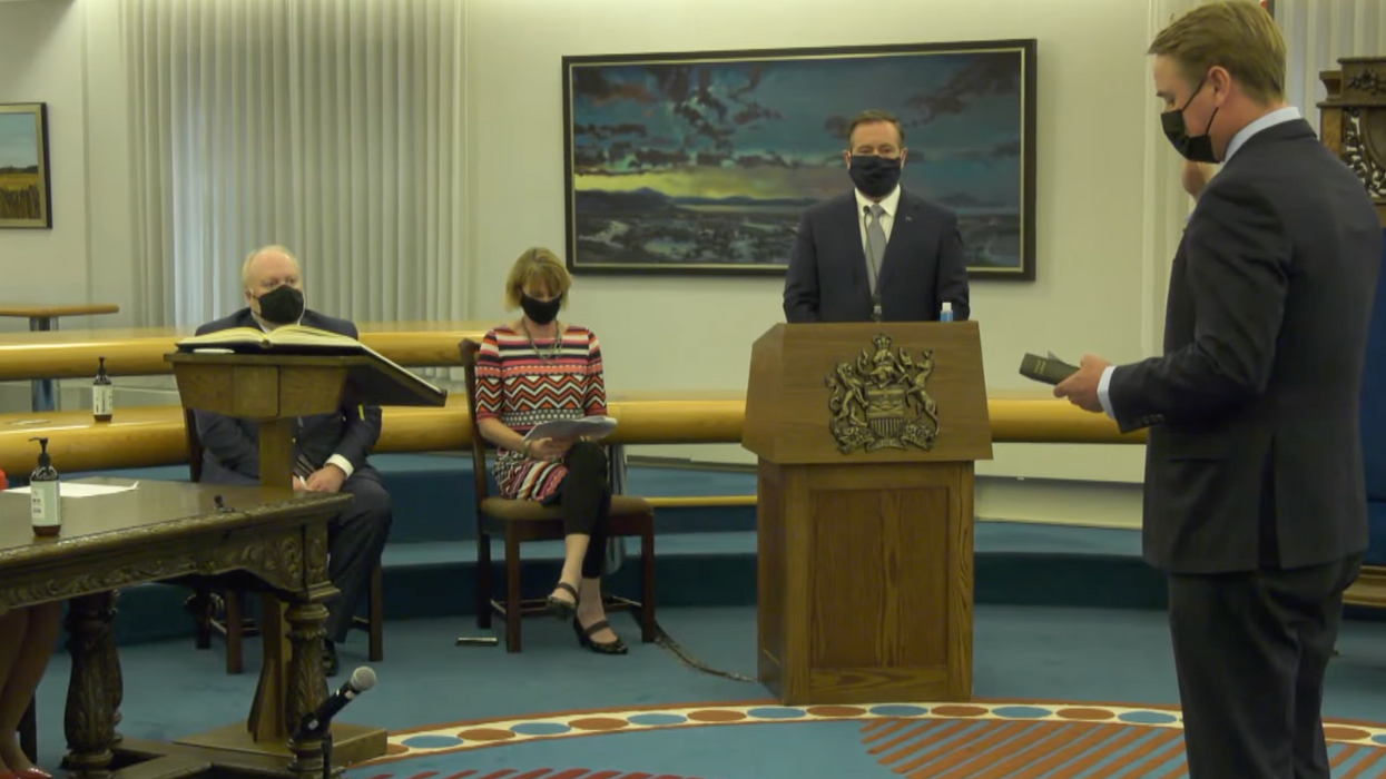 Alberta's Health Minister Has Just Been Replaced In The Midst Of A Public Health Emergency