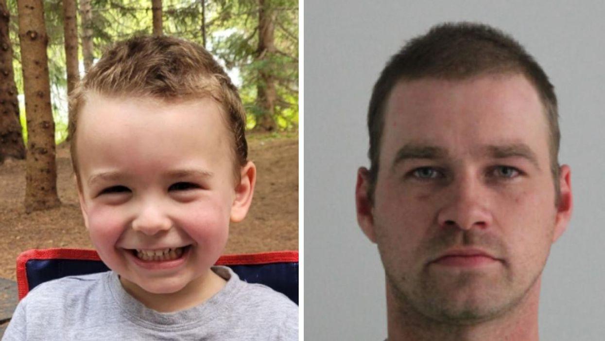 Alerte AMBER : Un bambin de 3 ans recherché dans le Bas-Saint-Laurent