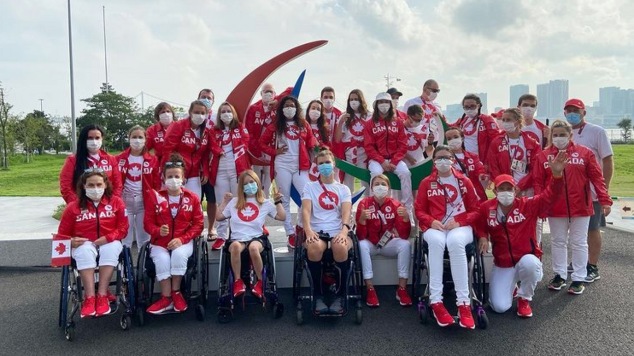 All The Paralympic Games Medals Team Canada Has Won At The 2021 Games So Far In Tokyo