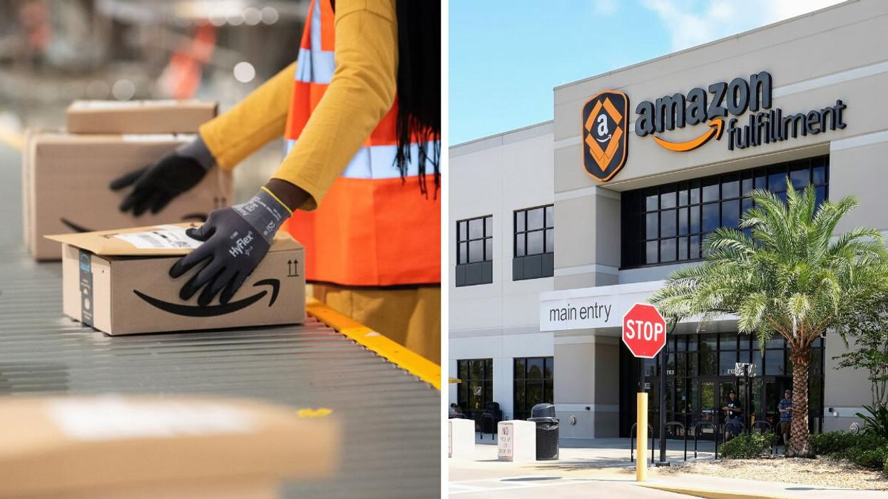 Amazon Canada Is Hiring 15K People This Fall & All 'Frontline Employees' Are Getting A Raise