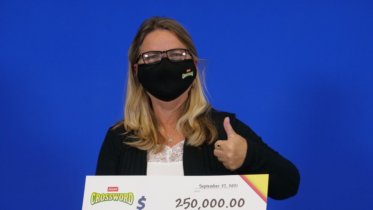 An Ontario Lottery Winner Finally Wins Big After Playing For 30 Years