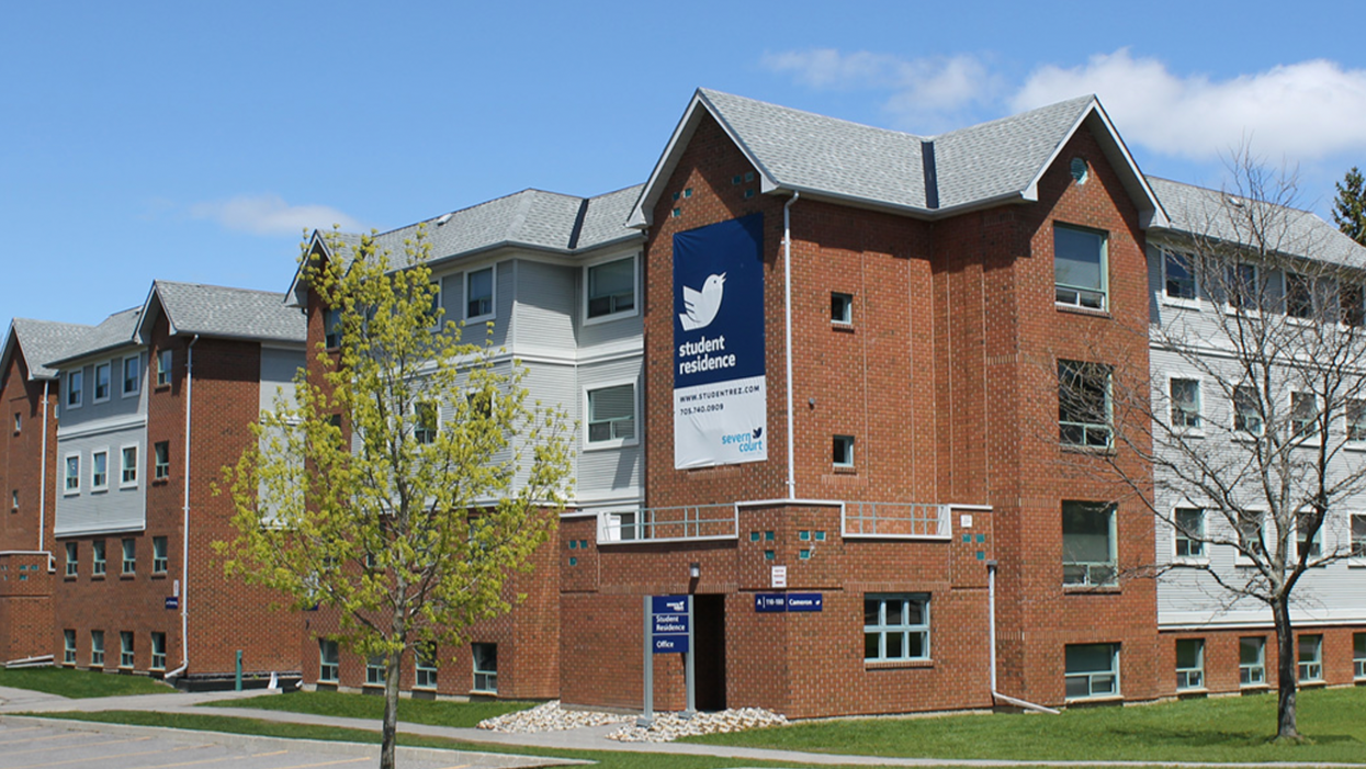 An Ontario Man In His 30s Has Died After An Outbreak In A Peterborough Student Residence