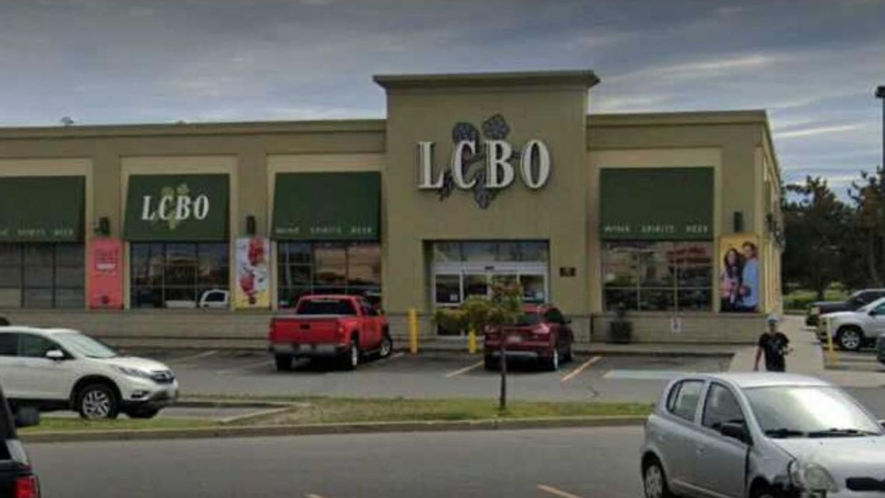 An Ontario Woman Got Charged With Impaired Driving After She Crashed Her Car Into An LCBO