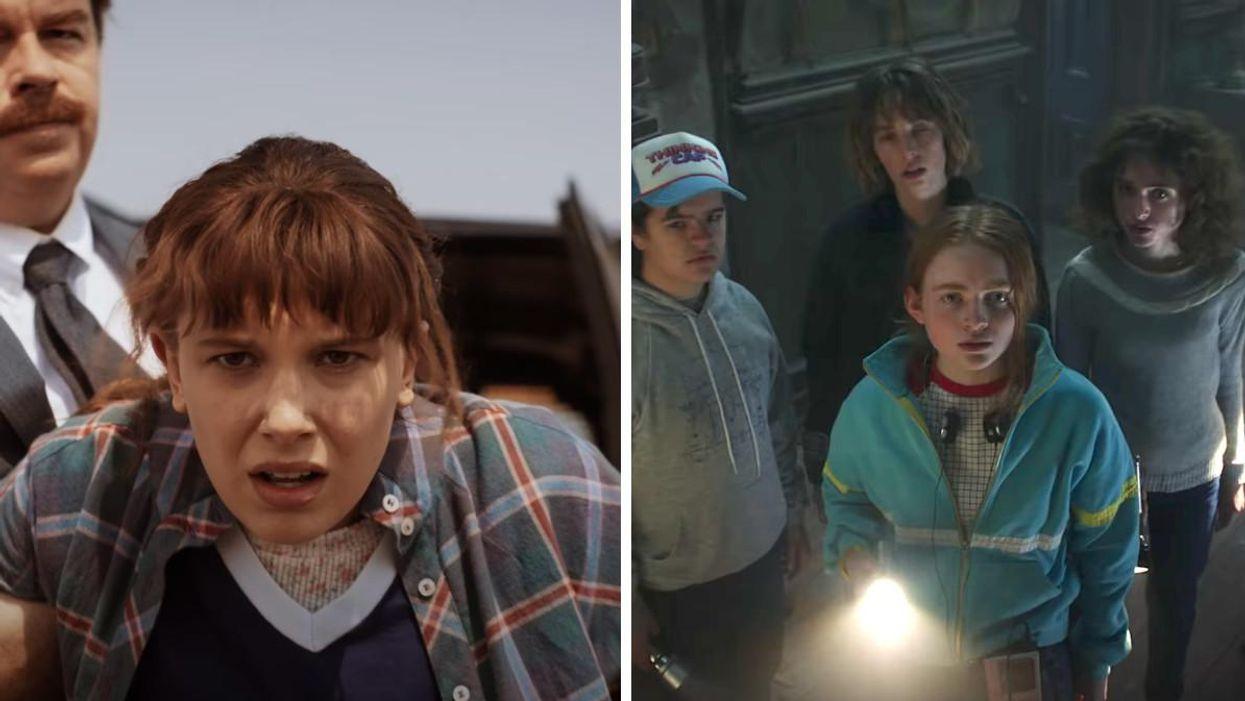 Aperçu de Stranger Things 4 sur Netflix : La 4e saison sortira en 2022