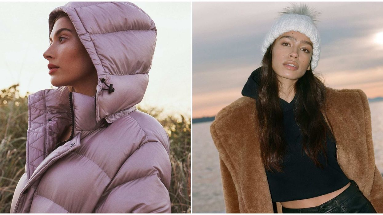 Aritzia's Boxing Day Deals: Everything Is On Sale Including Puffers