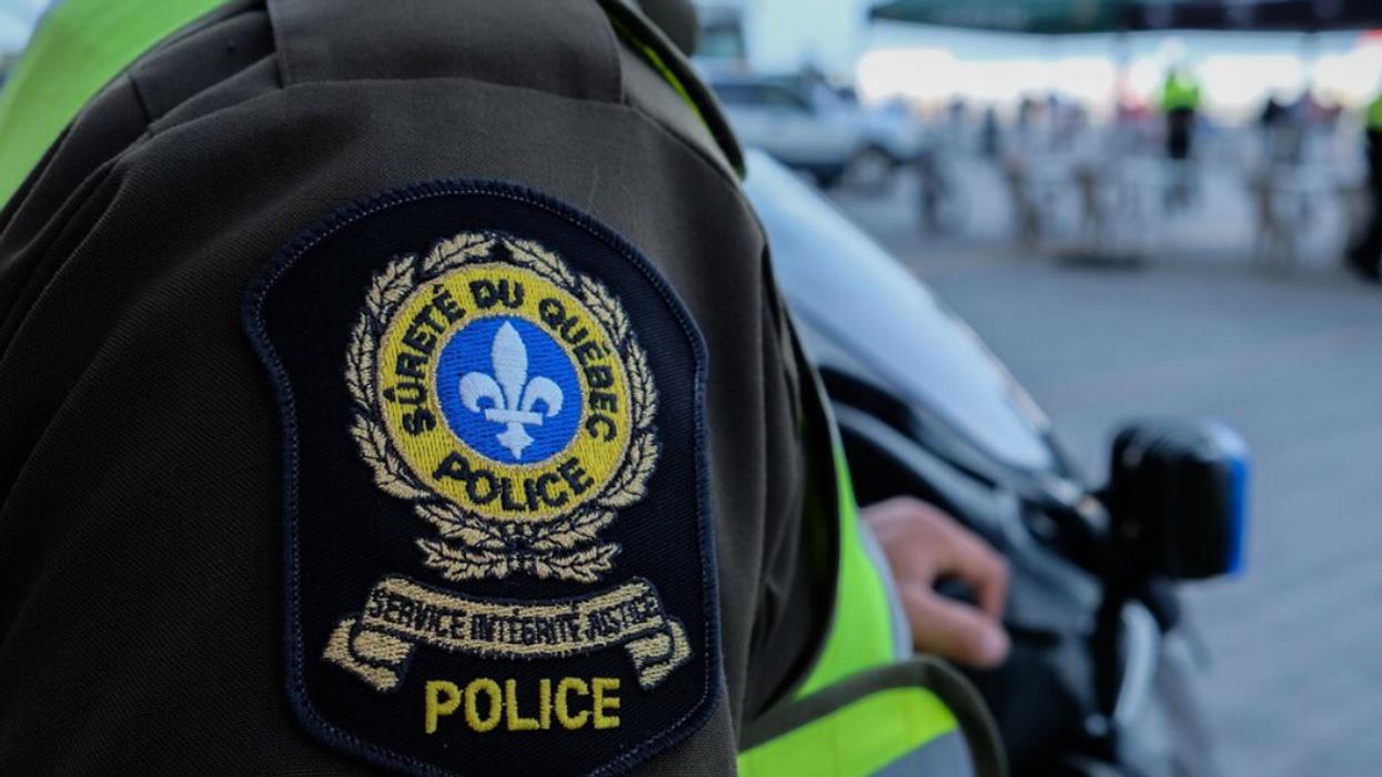 Arrestation de David Côté : La SQ raconte comment ça s'est passé